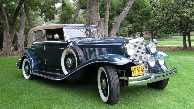 1932 Chrysler Imperial Convertible