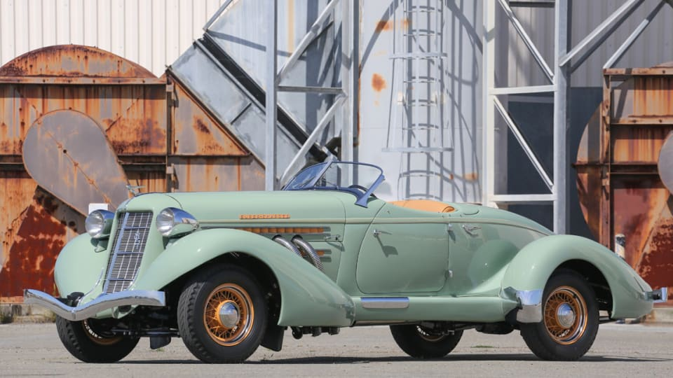 Car of the Week: 1935 Speedster 851