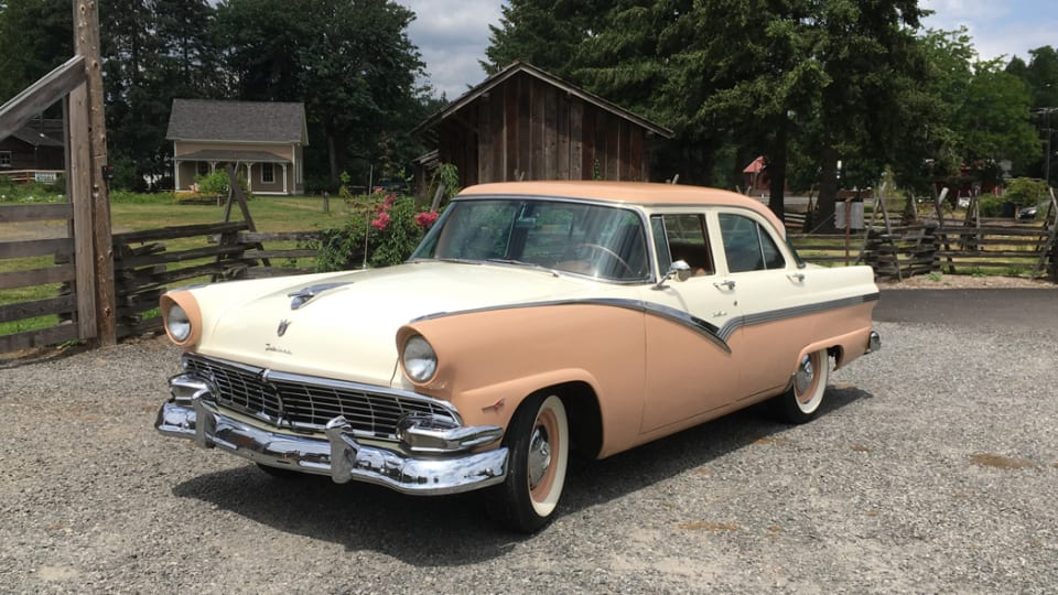 Car of the Week: 1956 Ford Fairlane