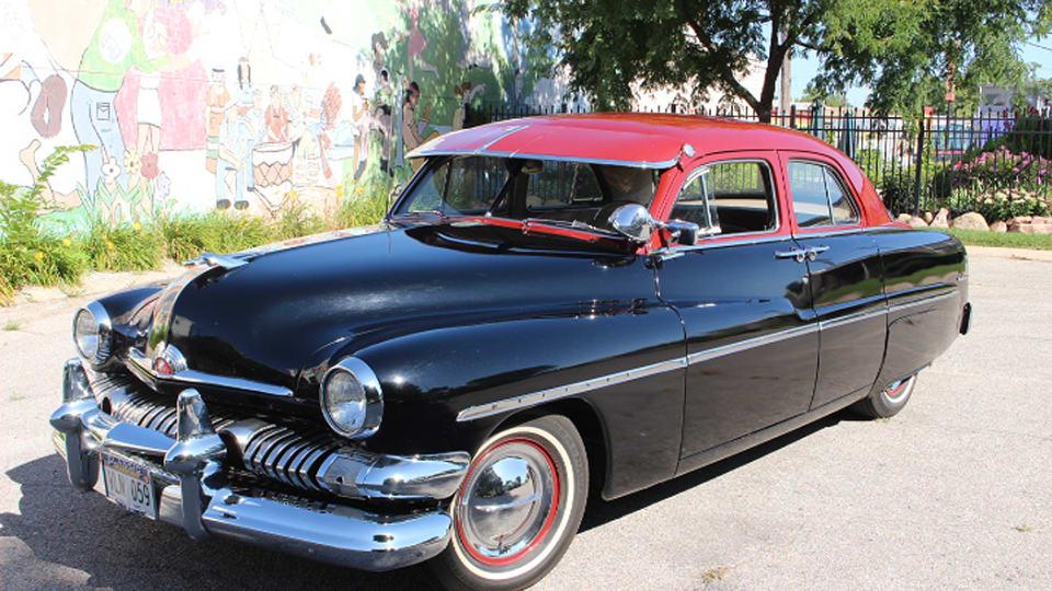 Car of the Week: 1951 Mercury sedan