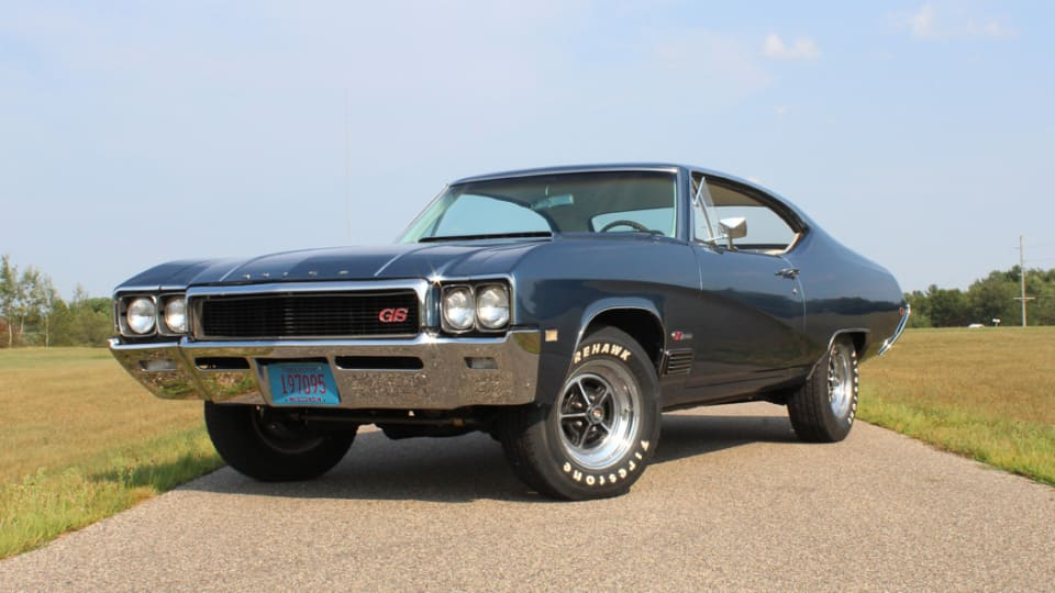 Car of the Week: 1968 Buick GS 400