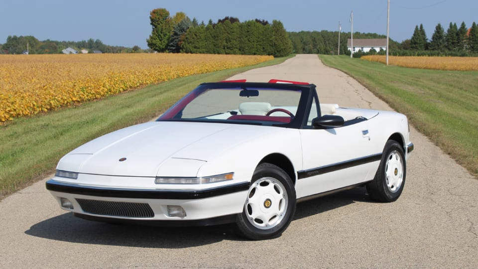 Car of the Week: 1990 Buick Reatta 'Select 60'