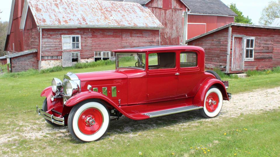 Car of the Week: 1930 Packard 733