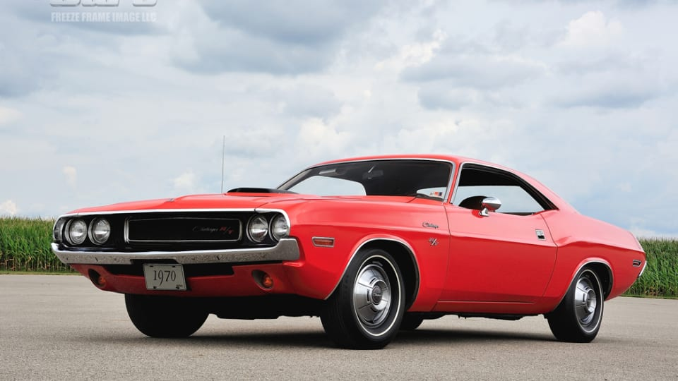 Car of the Week: 1970 Dodge Challenger R/T