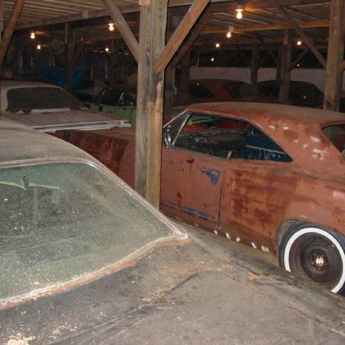 Virginia Mopar Muscle And Chevy Stash To Go Up For Sale January 18 Old Cars Weekly