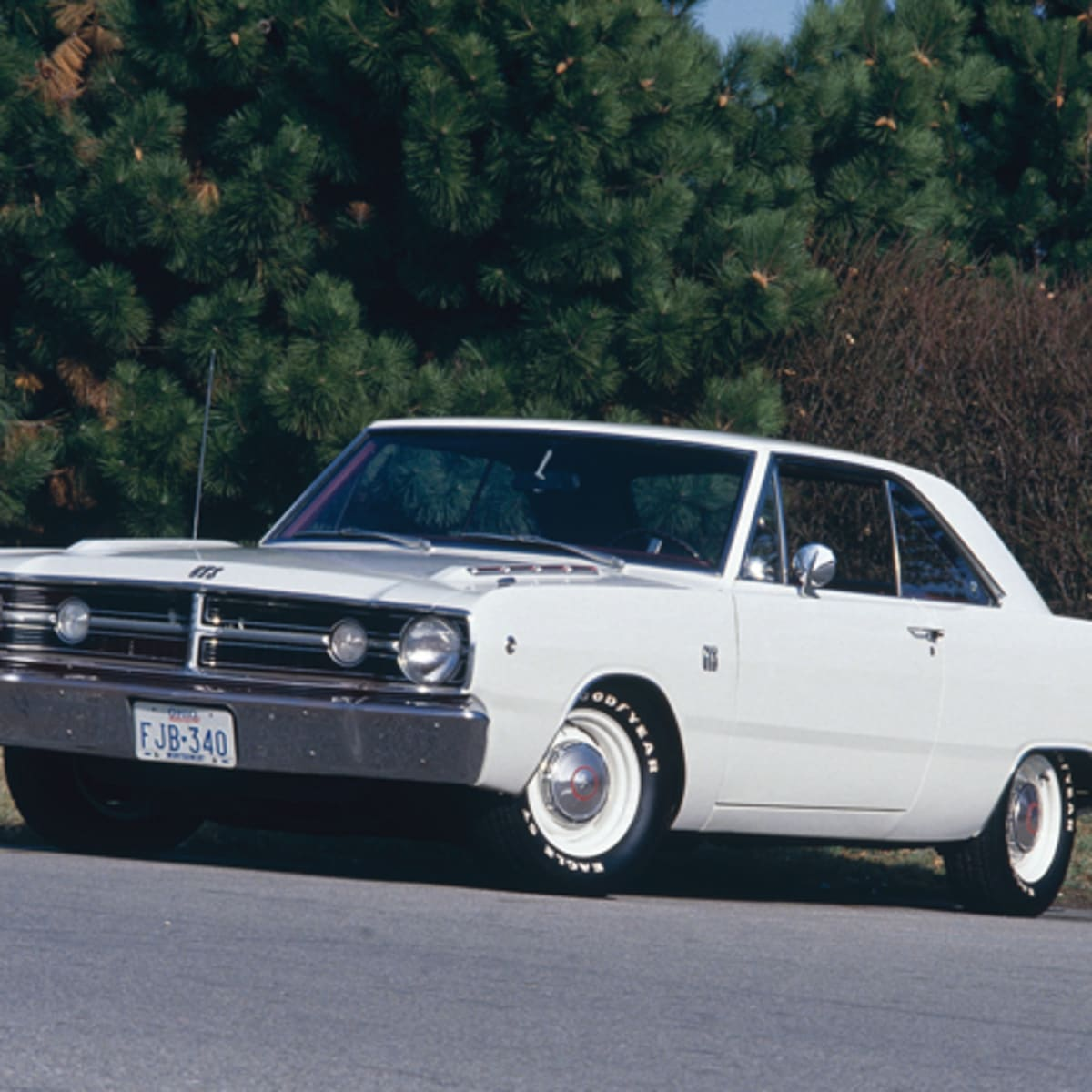 Vintage Muscle 1968 Dodge Dart Gts Old Cars Weekly