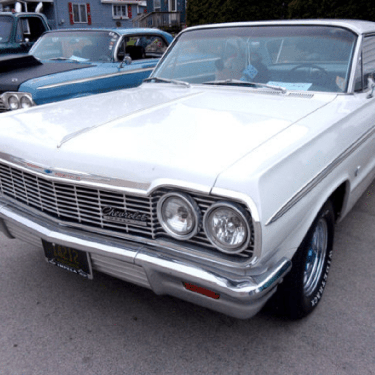 Kelebihan Chevrolet Impala 64 Top Model Tahun Ini