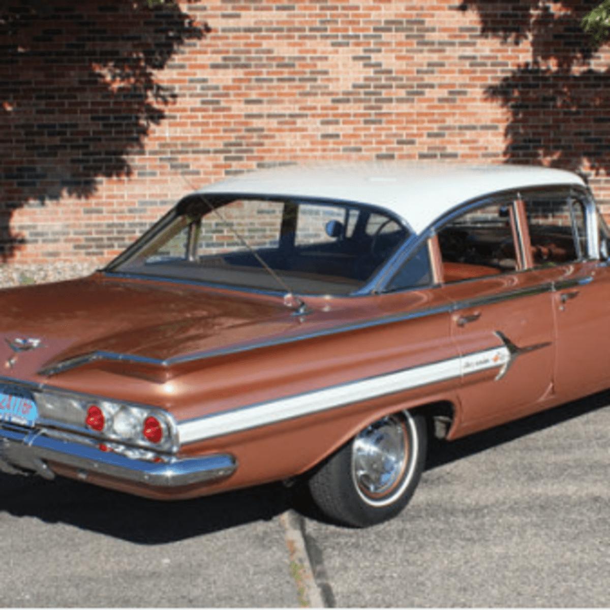 Kelebihan Chevrolet 1960 Perbandingan Harga
