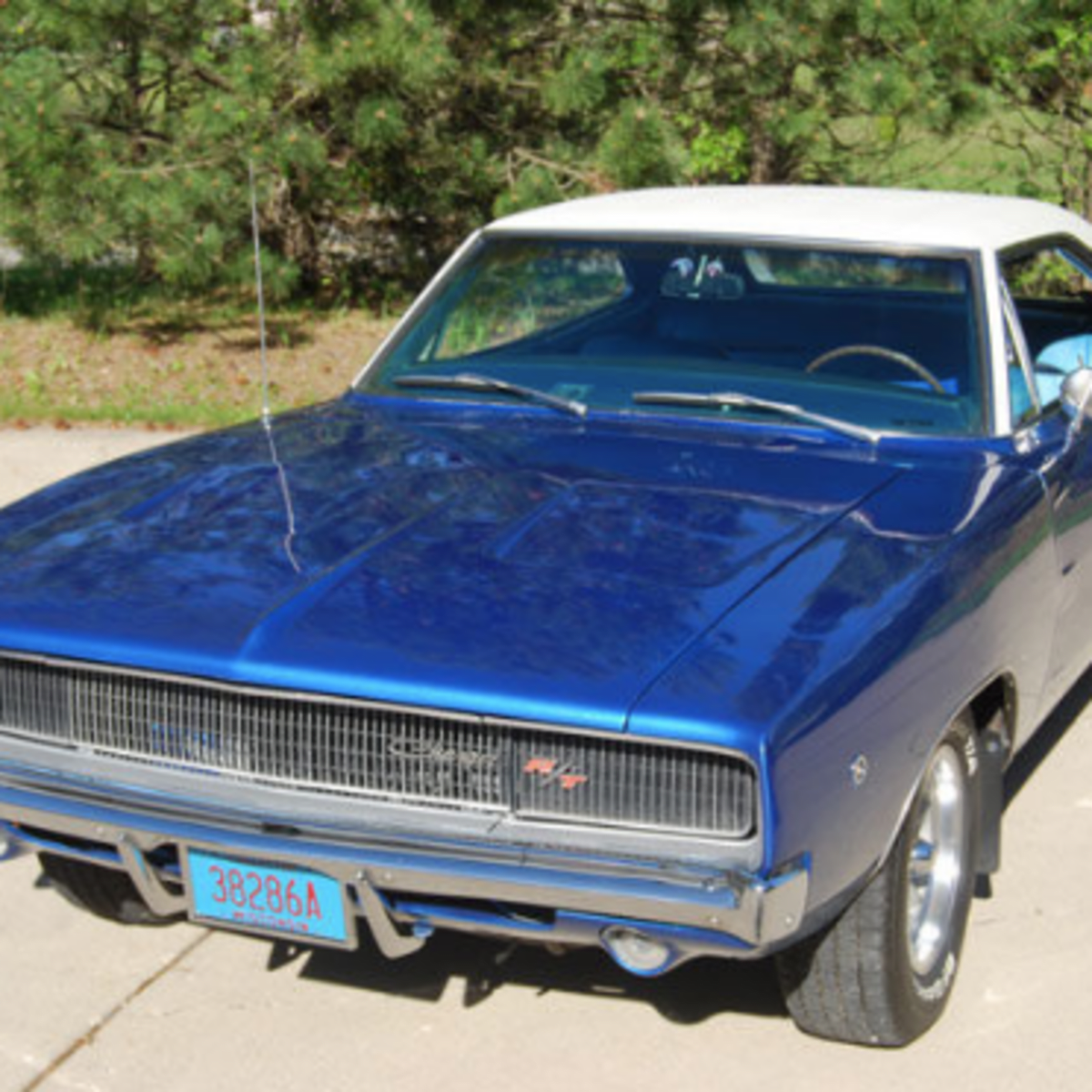 Car Of The Week 1968 Dodge Charger Old Cars Weekly