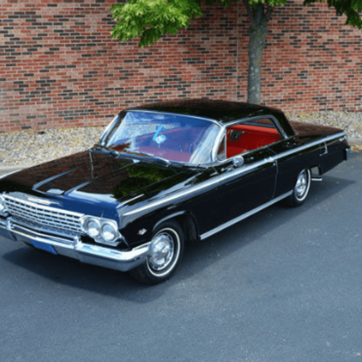 Car Of The Week 1962 Chevrolet Impala Ss Old Cars Weekly