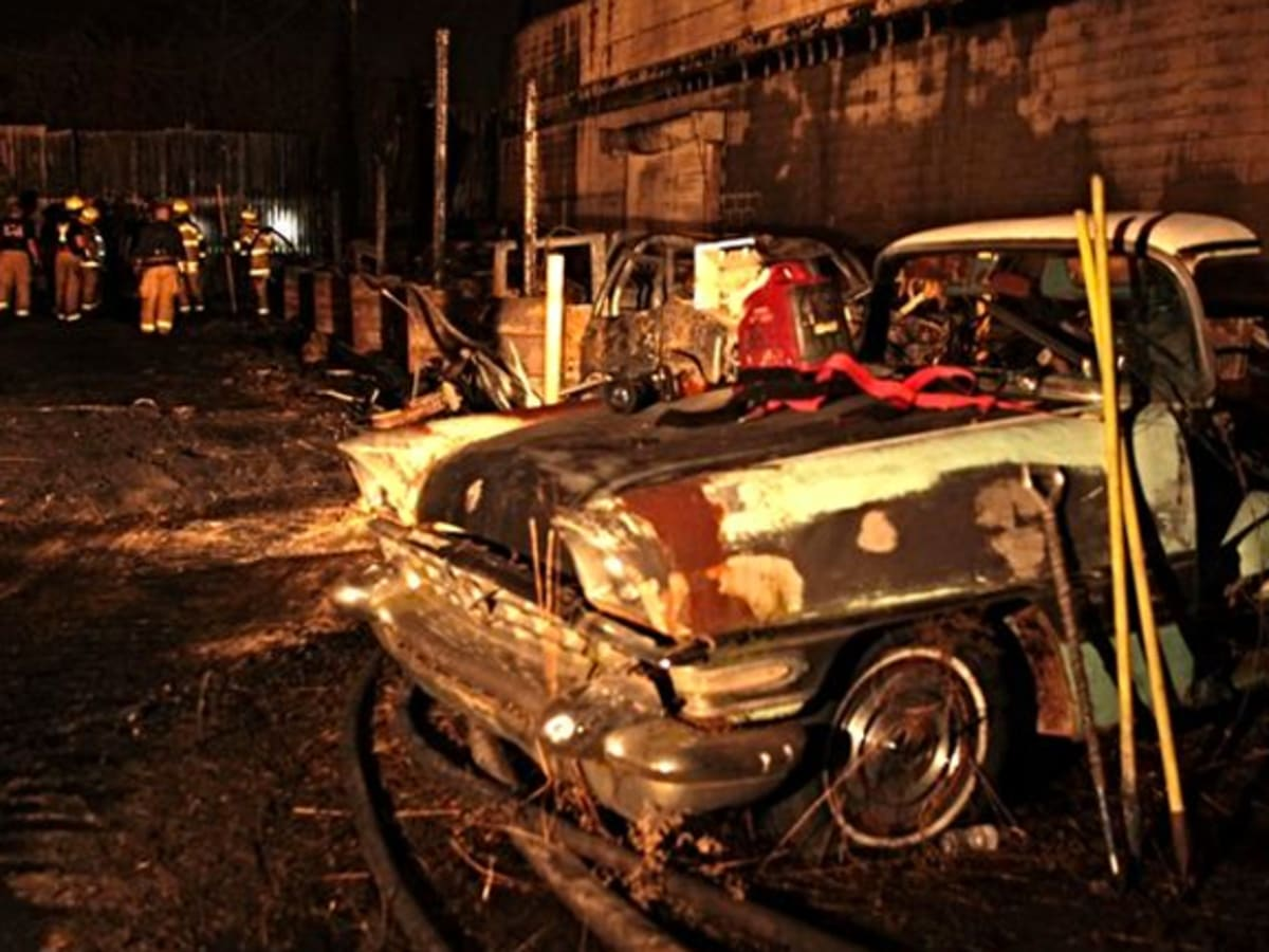 America's Packard Museum ravaged by fire - Old Cars Weekly