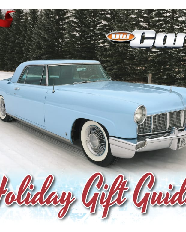 2020 Holiday Gift Guide Old Cars