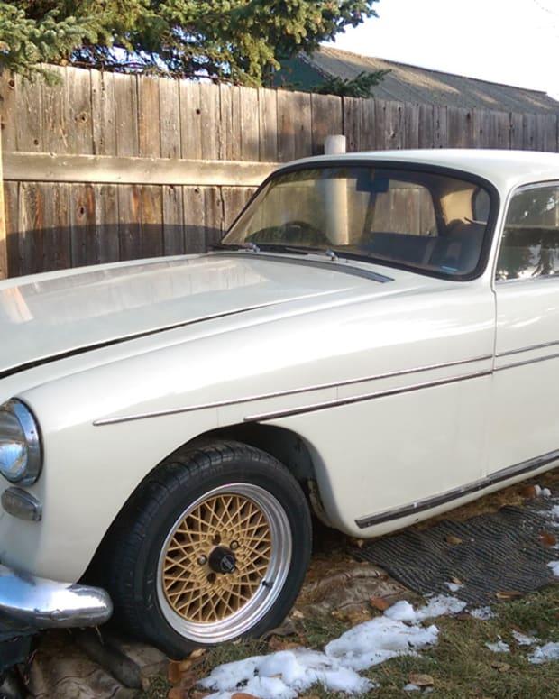 1967 Bristol 409