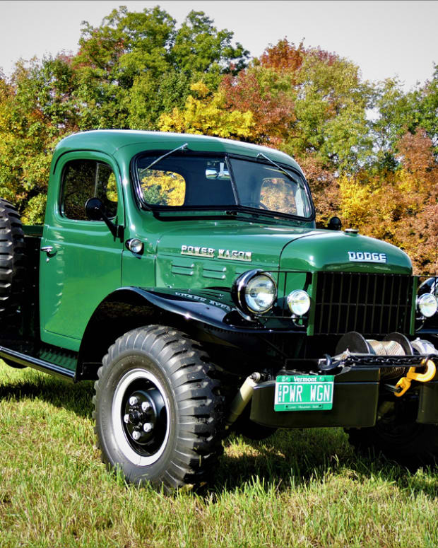 1956 Dodge Power Wagon