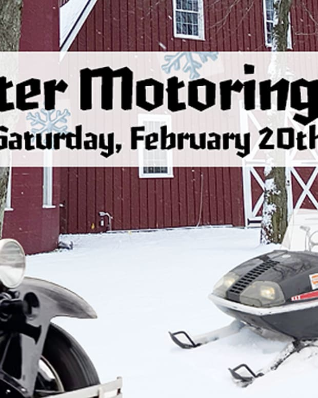 winter motoring meet