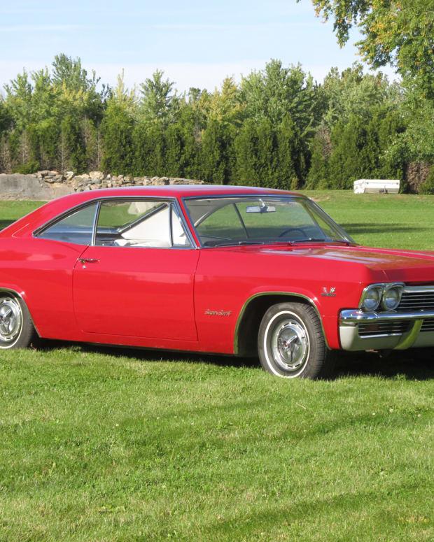 Impala in yard Promo