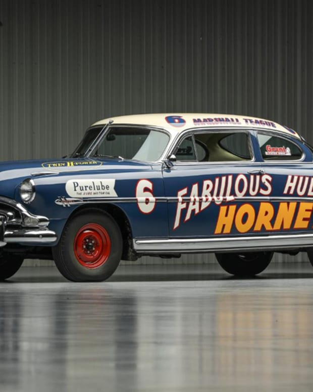1952 Hudson 'Twin H-Power' Hornet Six Coupe
