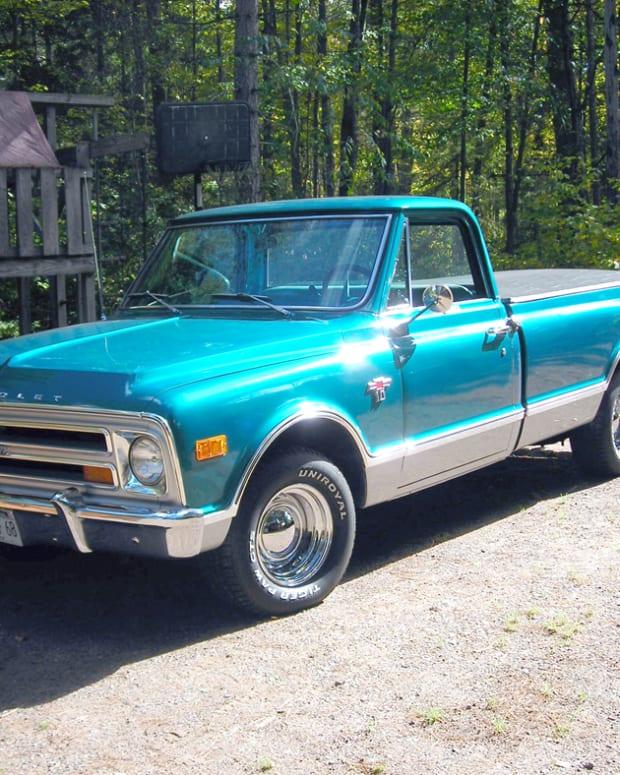 1968 Chevrolet CST pickup