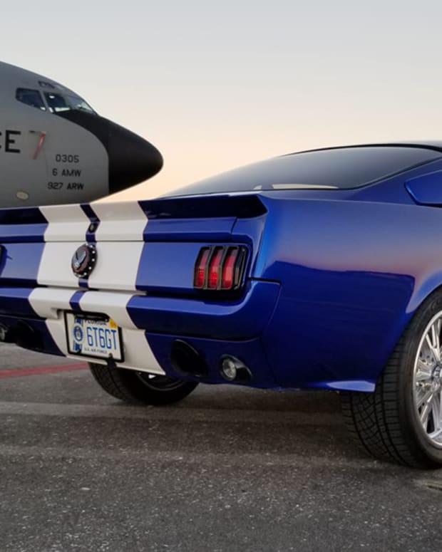 1966 Ford Mustang Fastback GT435 SC