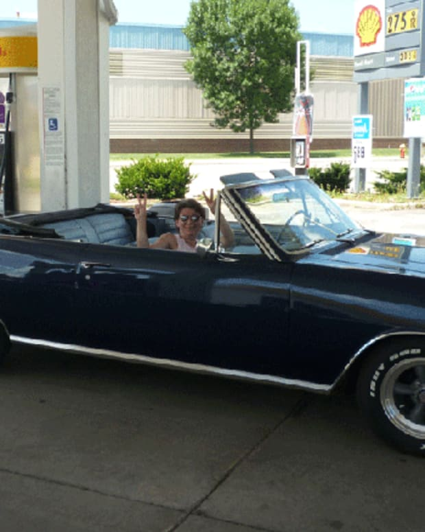 1965 Chevy Malibu