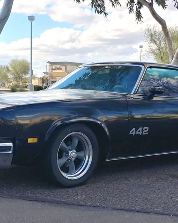 1976 Oldsmobile Cutlass 442 copy