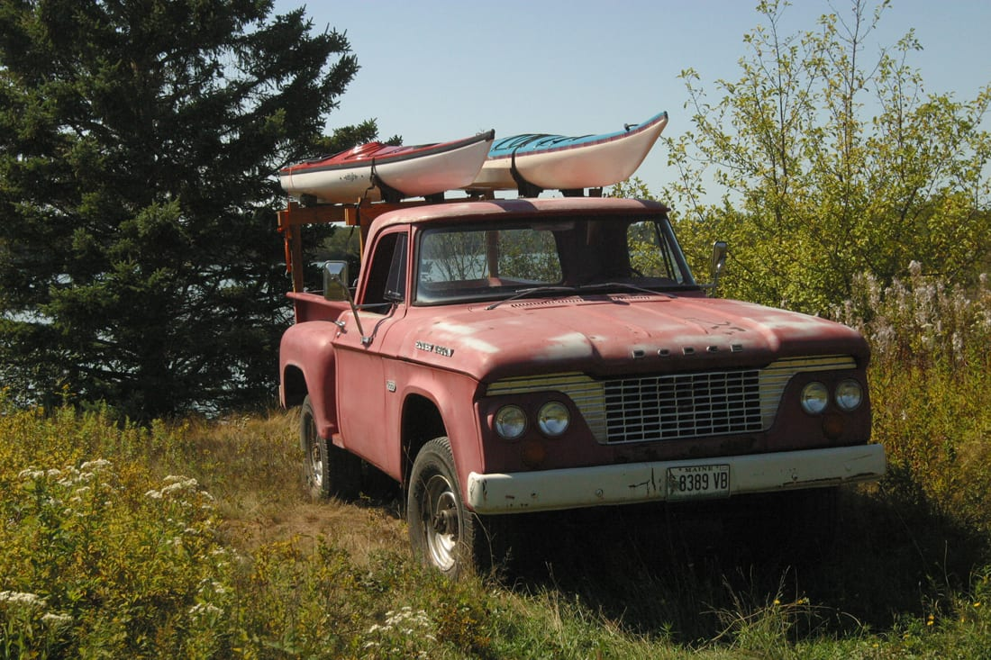 Car of the Week: 1961 Dodge W-100