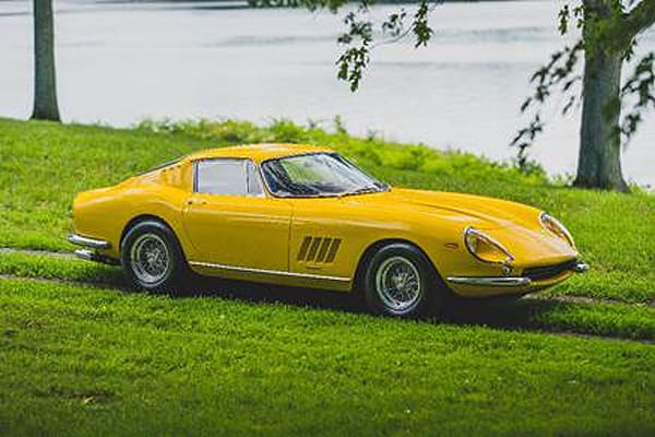 RM Sotheby's Online Only Monterey auction adds impressive Ferraris and Porsches to its roster