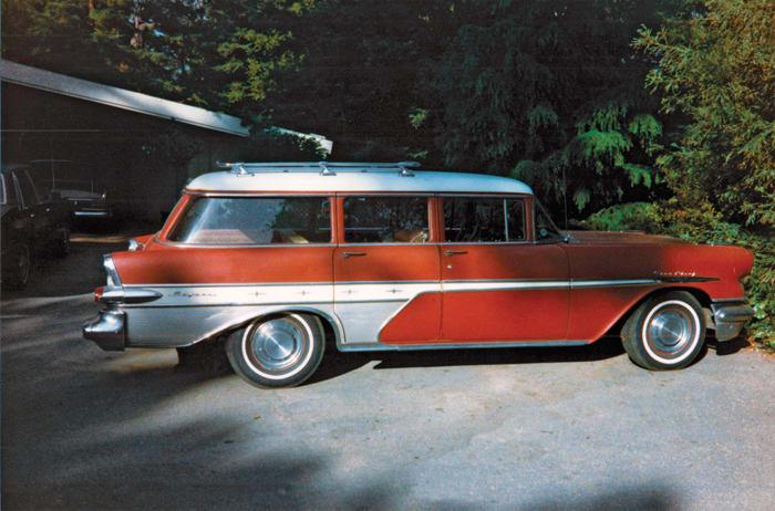 Pontiac's forgotten '57