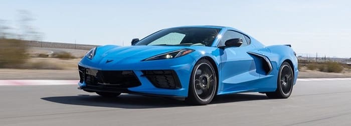 AACA Museum, Inc. announces their 2021 Corvette raffle winner