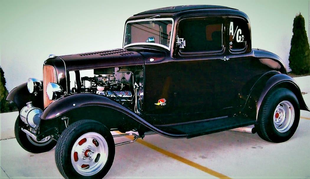 """Old Cars Reader Wheels: 1932 Ford """"Deuce Gasser"""""""