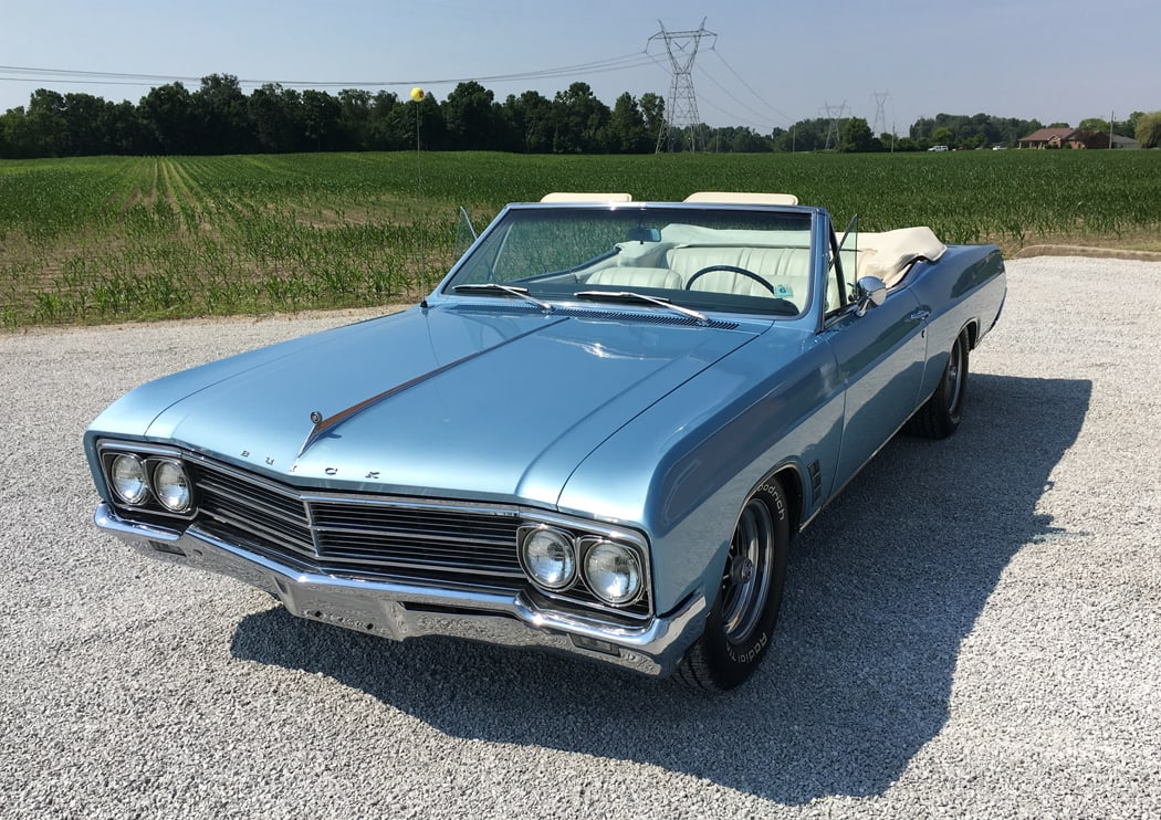 Car of the Week: 1966 Buick Skylark convertible