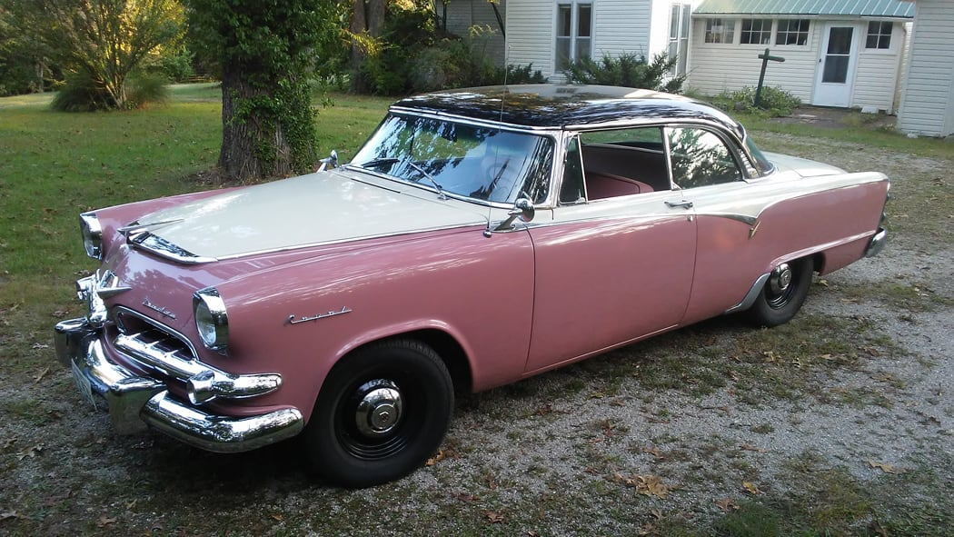 Car of the Week: 1955 Dodge Royal Lancer