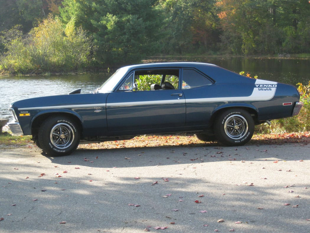 Old Cars Reader Wheels: 1970 Chevrolet Yenko Nova