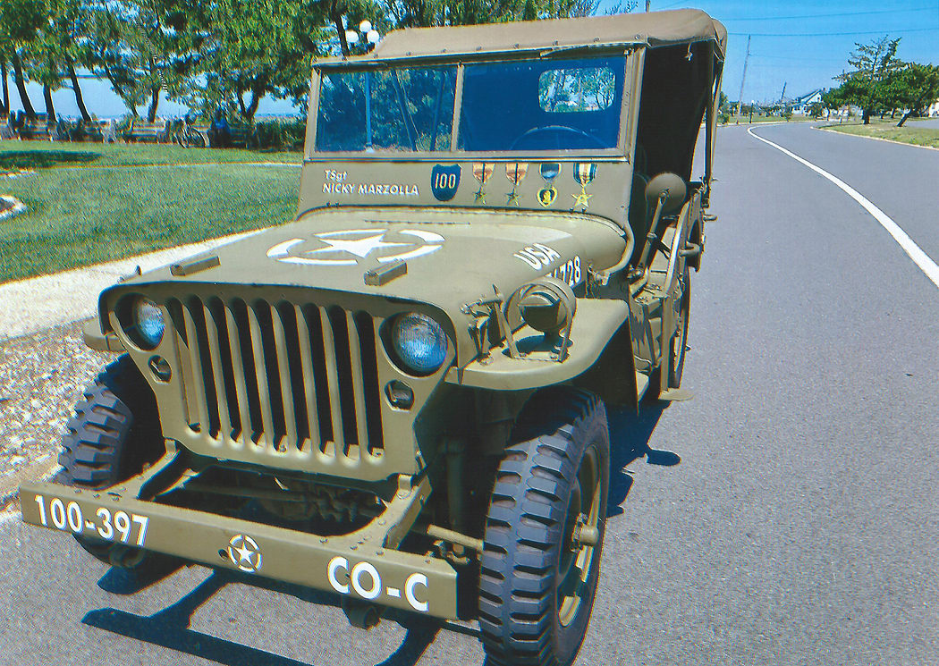 Jeep(ers) Keepers 1944 Ford GPW jeep