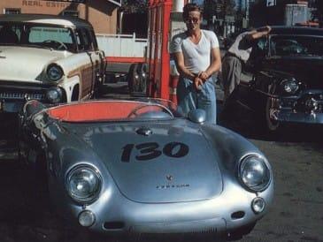 Major part of James Dean's Porsche 550 Spyder materializes