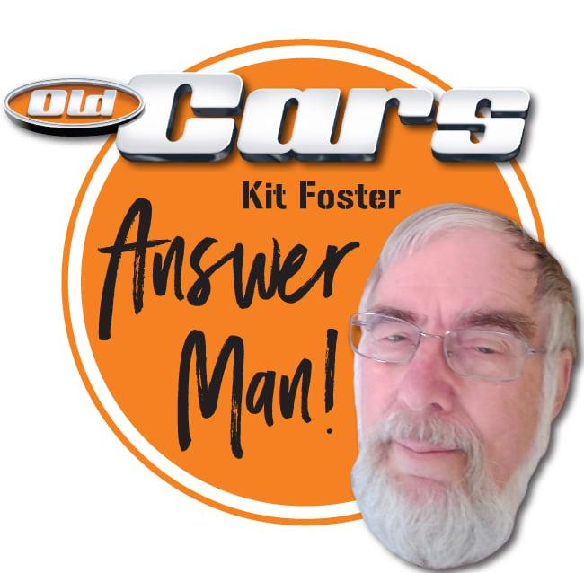 Old Cars Q&A: 2020 no. 6