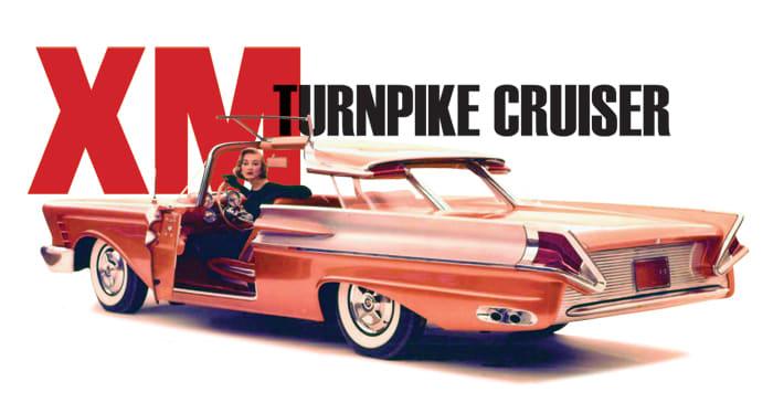 XM-Turnpike Cruiser update part 6