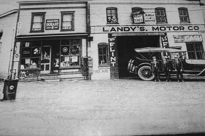 Reader Photos: Landy's Motor Co.