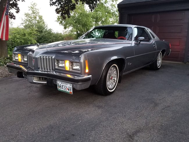 Reader Wheels: 1977 Pontiac Grand Prix