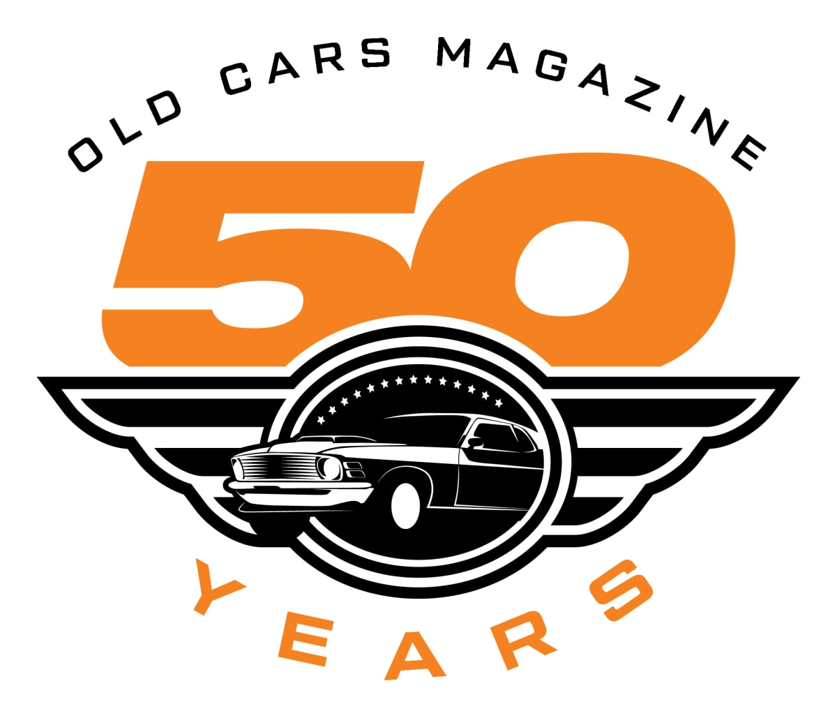 Thank you for 50 years of Old Cars