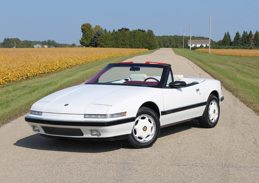Car of the Week: 1990 Buick Reatta 'Select 60'
