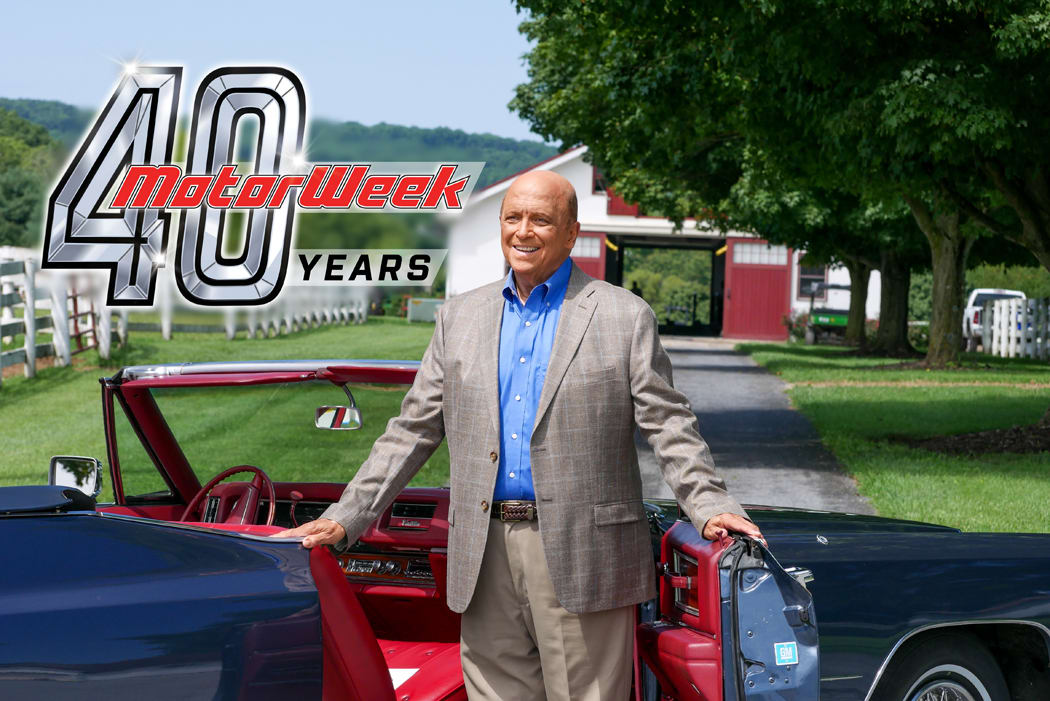 MotorWeek TV series turns 40 and celebrates with retrospective episode