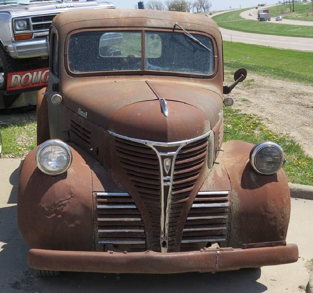 We'd Buy That: 1941 Plymouth half-ton pickup