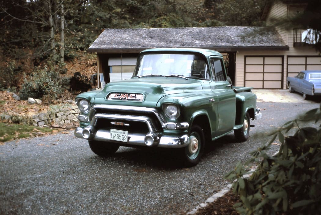 Old Cars Reader Wheels: The trucks of Pat Jacobs