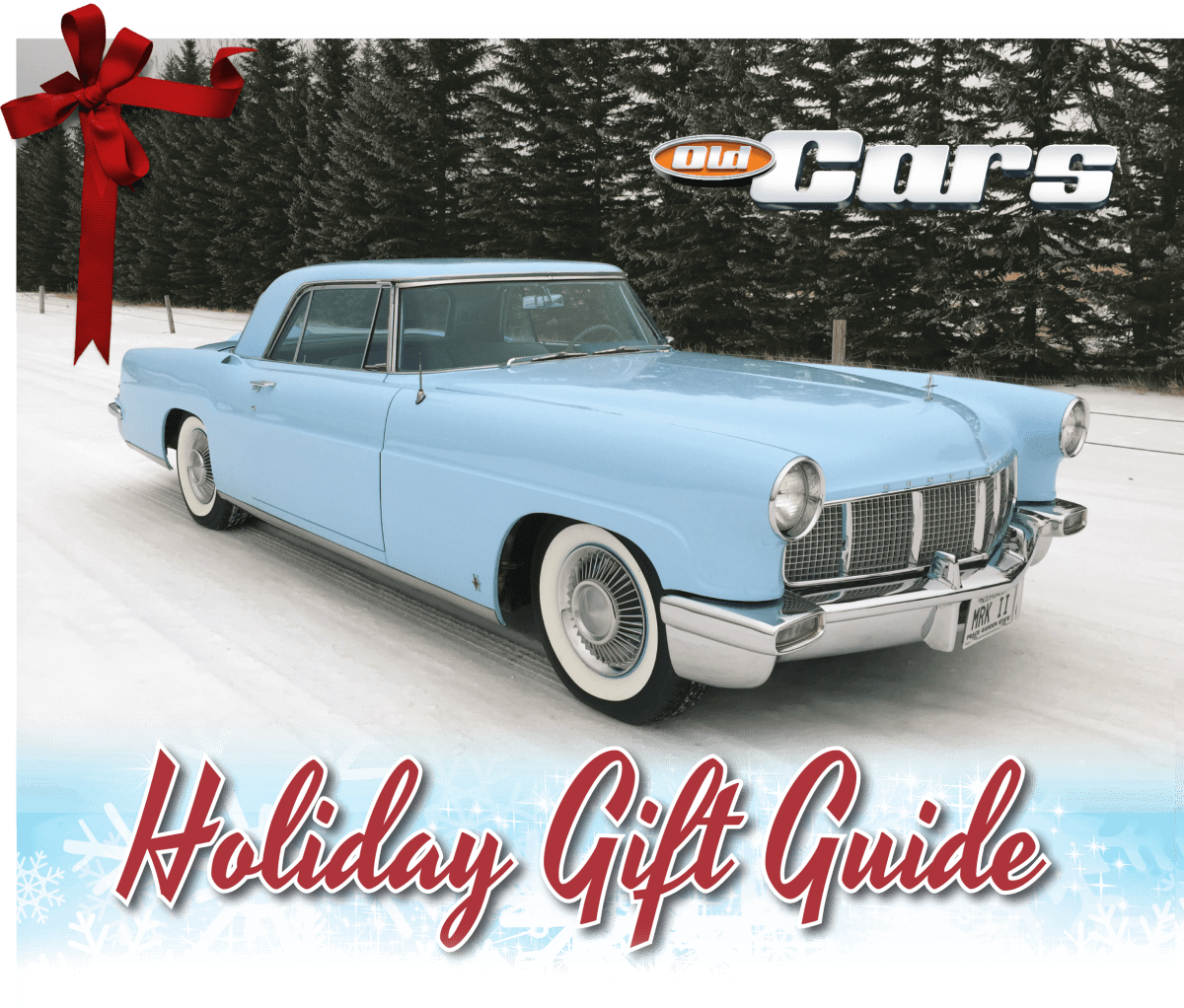 Old Cars Holiday Gift Guide 2020