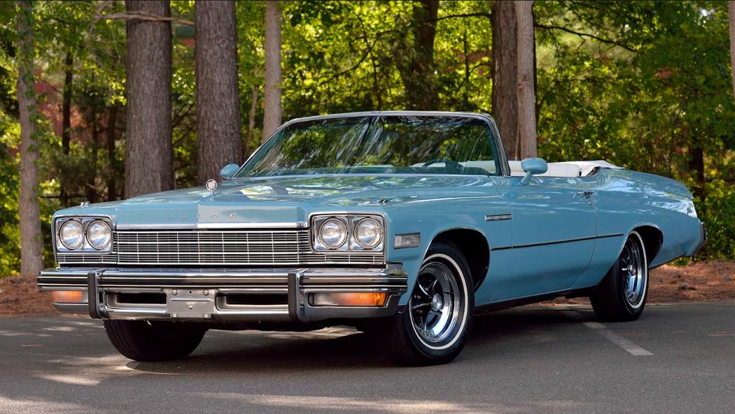Big cars, big prices: '70s cars starting to shine