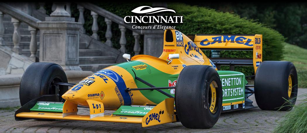 Cincinnati Concours d'Elegance names 'Exhibition of Motorsports Excellence' as 2021 theme