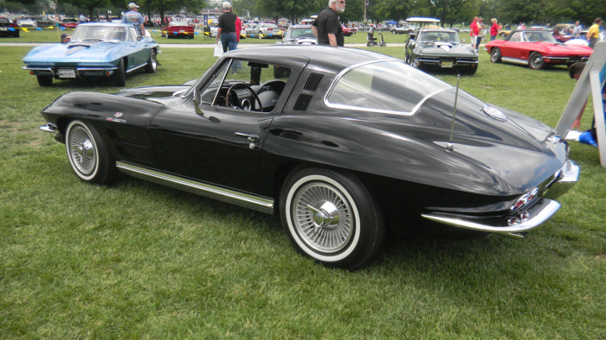 1964 Corvette - CHRISTIAN AND CYNTHIA MEYER
