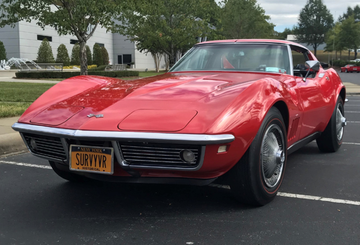 1968 Corvette - THOMAS ELIAS SUGAR