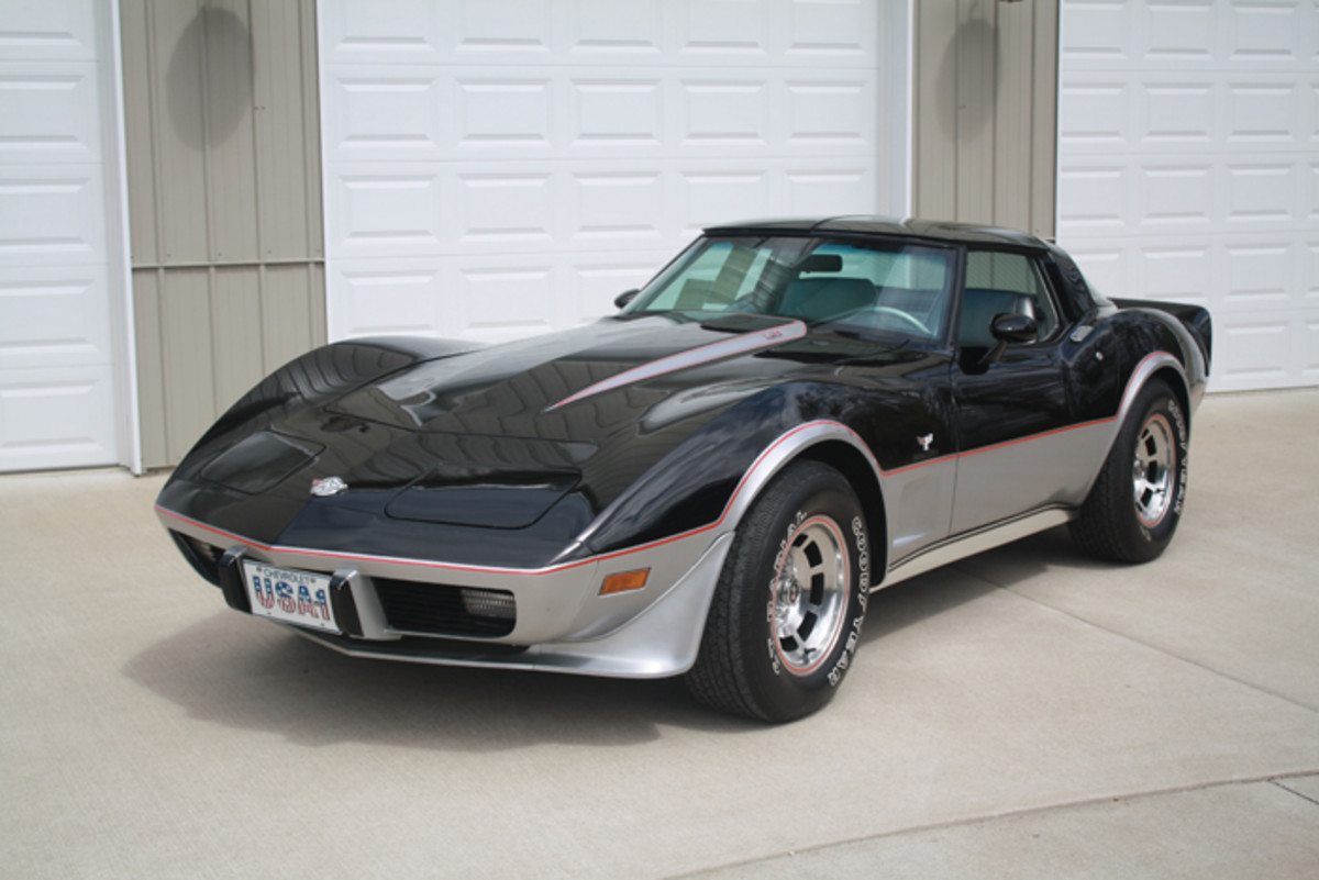 1978 Corvette -  DAVID GROSS